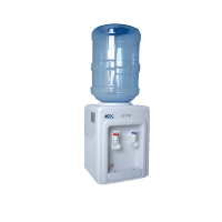 Water Dispenser, Table Top, Hot & Normal, White