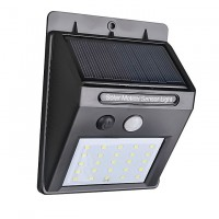 Solar Powered Motion Activated LED Solar Light