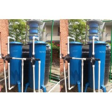 Water Treatment Plant (iron Removal)